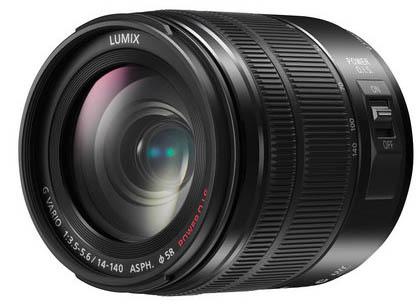 Panasonic Unveils G6 Micro Four Thirds and LF1 Compact Cameras lens