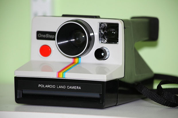 This LEGO OneStep Instant Camera Can Eject a Tiny Polaroid Picture polaroidreal