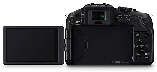 Panasonic Unveils G6 Micro Four Thirds and LF1 Compact Cameras g6back
