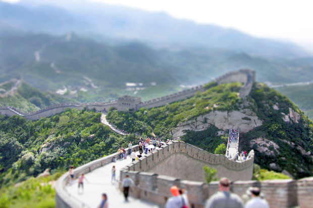 Famous Places Around the World Turned Into Miniature Scenes U7GMxe7