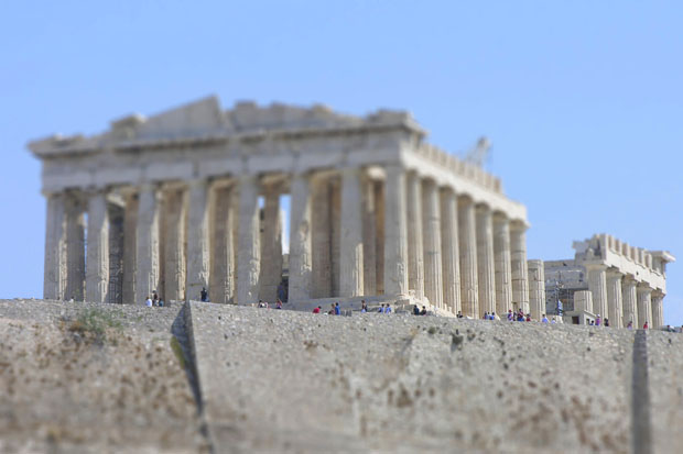 Famous Places Around the World Turned Into Miniature Scenes AvJVbKQ