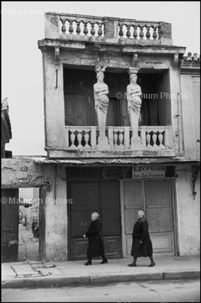 Learn Composition from the Photography of Henri Cartier Bresson Henri Cartier Bresson Likeness 001