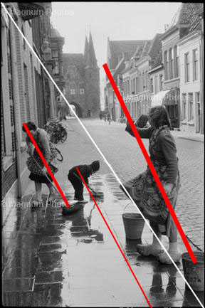 Learn Composition from the Photography of Henri Cartier Bresson Henri Cartier Bresson Likeness 004 Overlay