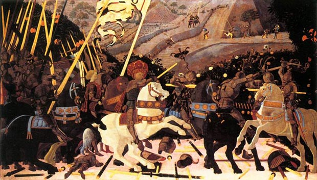 Learn Composition from the Photography of Henri Cartier Bresson Uccello BattleOfSanRomano