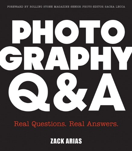 Zack Arias Turns 100+ of the Best Q&As from His Tumblr Into a Book photoqanda1