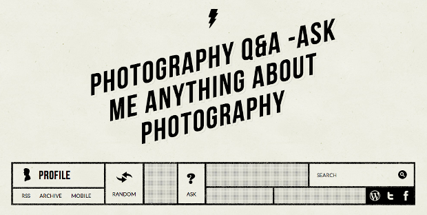 Zack Arias Turns 100+ of the Best Q&As from His Tumblr Into a Book photoqanda2