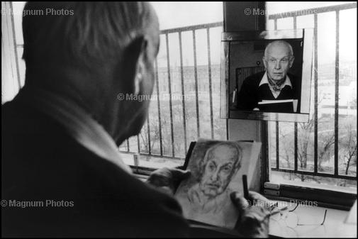 Learn Composition from the Photography of Henri Cartier Bresson HCB 001