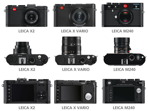 Mini M Now Official: Leica Finally Unveils the X Vario APS C Compact Camera leicacompare