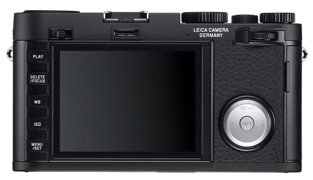 Mini M Now Official: Leica Finally Unveils the X Vario APS C Compact Camera leicaxvarioback
