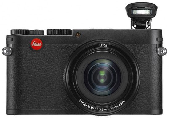 Mini M Now Official: Leica Finally Unveils the X Vario APS C Compact Camera leicaxvariofront2