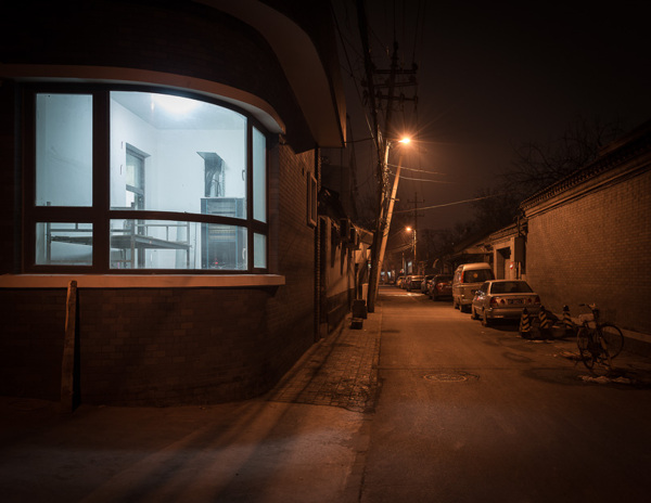 Out With the Old, In With the New: Photos that Show the Modernization of Beijing hutong3