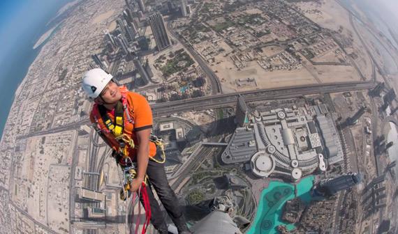 world's tallest building photography, burj kahlifa dubai