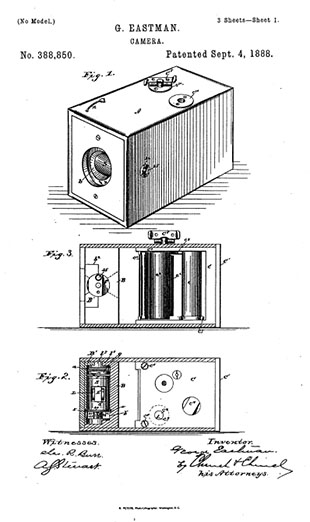 Kodak's Problem Child: How the Blue chip Company Was Bankrupted by One of Its Own Innovations kodakpatent