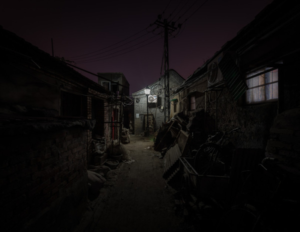 Out With the Old, In With the New: Photos that Show the Modernization of Beijing hutong1