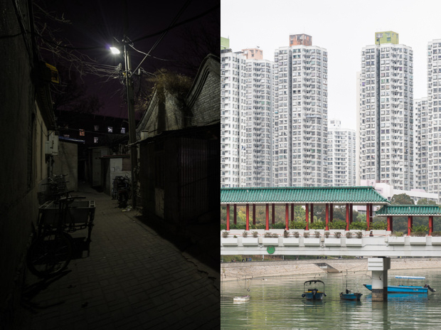 Out With the Old, In With the New: Photos that Show the Modernization of Beijing hutong12