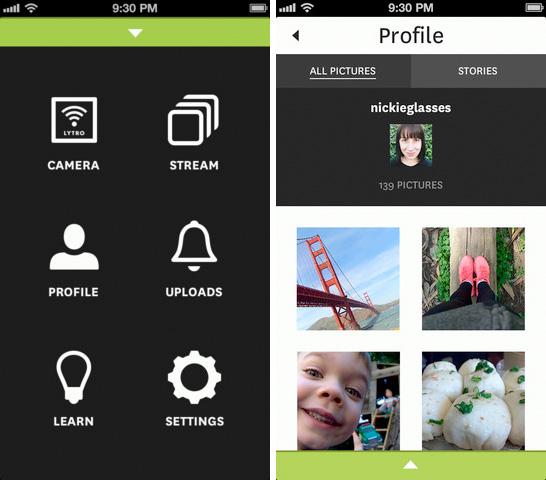 Lytro Activates Cameras Dormant Wi Fi Chip, Releases iOS App Lytro Mobile App