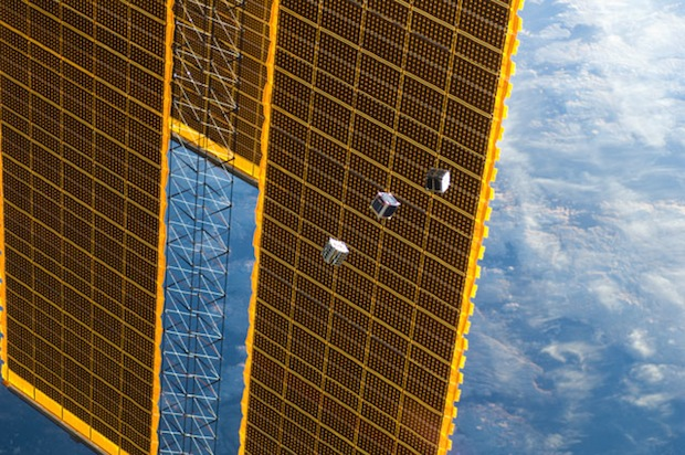 Company Plans to Send 28 Tiny Satellites Into Space to Collect Aerial Photos planetlabs2