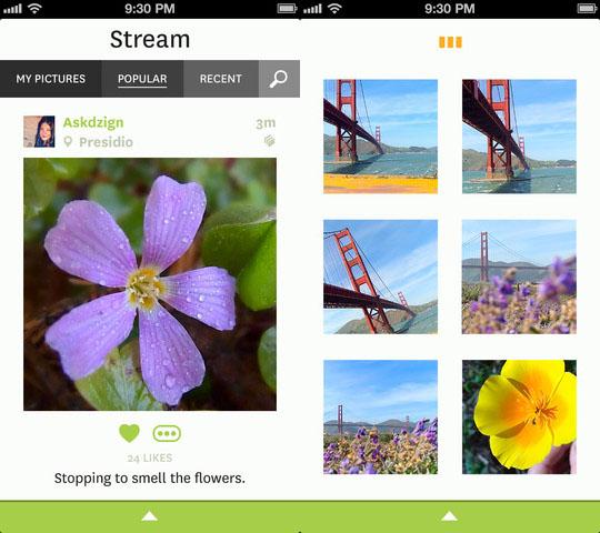Lytro Activates Cameras Dormant Wi Fi Chip, Releases iOS App lytromobile2