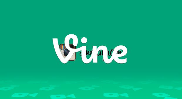 Vine Picks Up Steam, Passes Instagram in Total Daily Twitter Shares vineinstagram