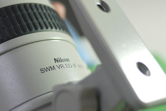 Nikons Taiwan Repair Center Can Fix Up Your Broken Lens... And Make it White White Nikkor lens transformation 4