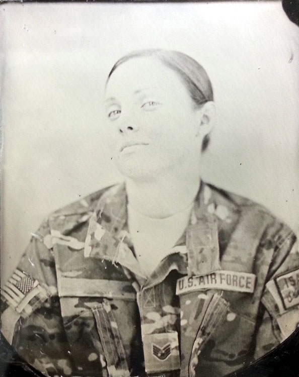 These Are the First Combat Zone Tintype Photos Created Since the Civil War OKhrO9Q
