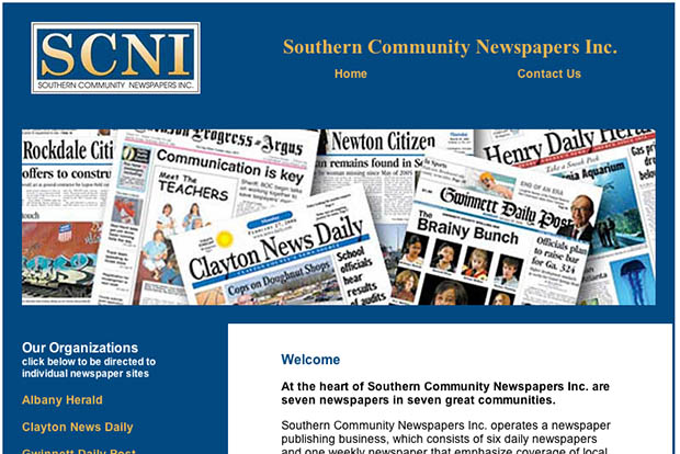 Newspaper Chain in Georgia Shutters Its Photo Department, Lays Off Photogs southerncommunity