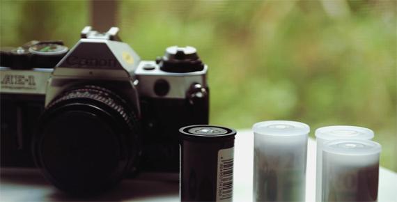 film canister dark room kodak