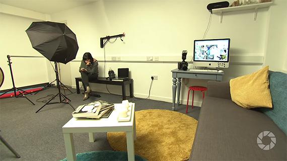 tips for studio furnishings